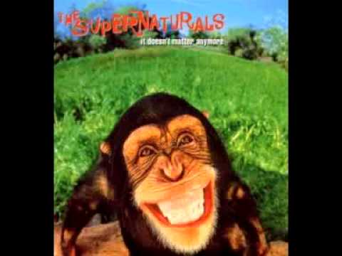 Supernaturals - The Day Before Yesterdays Man
