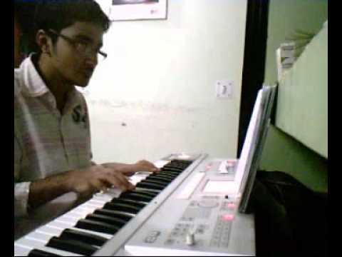 EHSAN TERA HOGA MUJH PAR PIANO COVER