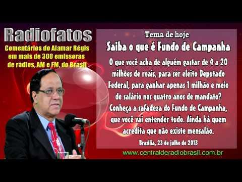 CONHEÇA O FUNDO DE CAMPANHA