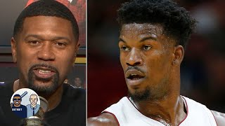 Jimmy Butler is key to the Heat making the playoffs – Jalen Rose | Jalen & Jacoby