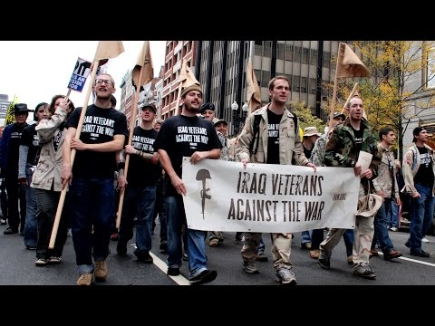 Iraq Veterans Against the War: Decade-Old Group Grapples with New War, PTSD Epidemic, VA Failures