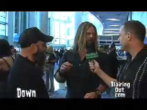 DOWN talk with Eric Blair about Barack Obama and George W. Bush @ Namm 2009