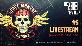 Beyond Good and Evil 2: Space Monkey Report #5 - Ubisoft
