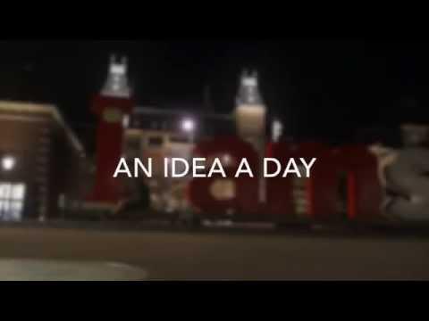 Post-it Bombing Amsterdam - 366 Ideas