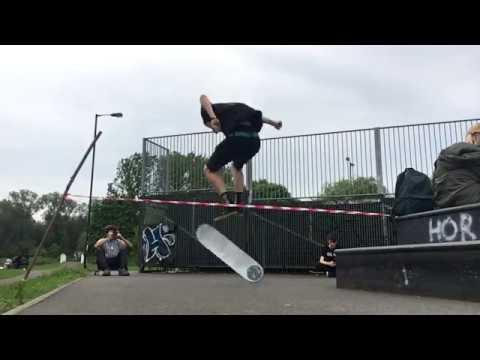 540 Double Flip Hippy Jump - Ellis Frost