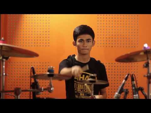 (Drum Cover) Alter Bridge - Metalingus