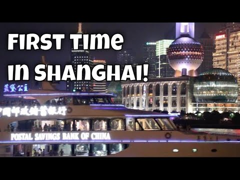 Back in China (Shanghai)! Daily Vlog