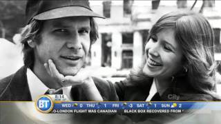 Entertainment City video: Remembering the legacy of 'Star Wars' actress Carrie Fisher