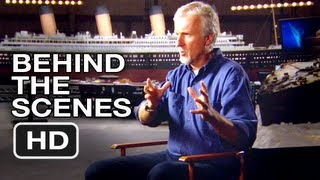 Titanic 3D - Titanic - 3D Featurette - James Cameron Movie (2012) HD
