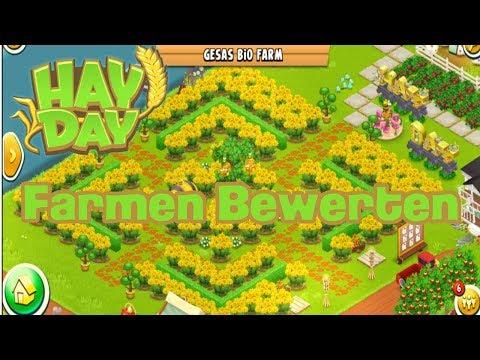 Farm Design bewerten | Tipps und Tricks | Hay Day