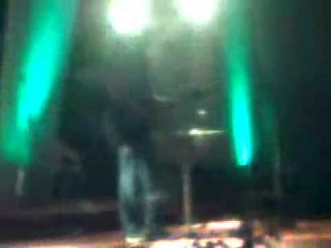 Mathew prrforming Ae Jawan Live at 74 Garden Khi on 19 08 2011...