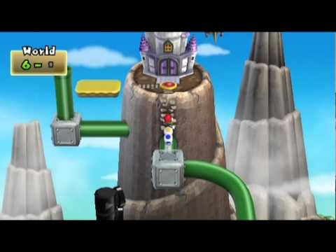 New Super Mario Bros. Wii - Episode 12