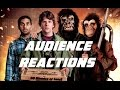 30 Minutes Or Less {SPOILERS} : Live Audience Reactions | August 12, 2011