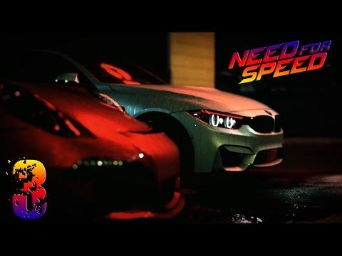 Need for Speed 2015. Прохождение. Часть 3 (Болтовня за рулем) 60fps
