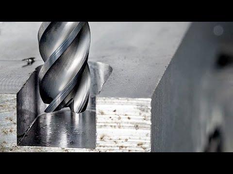 Видео: резание стали концевыми фрезами CoroMill® Plura Heavy Duty