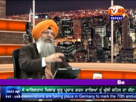 SOS 2/13/2015 Part.4 Dr.Amarjit Singh on : Pakistan's Opposition To India's UNSC Membership Bid