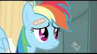Rainbow Dash - You guys gotta get me out of here