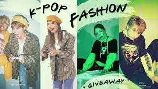 Dressing like K-Pop Idols for a Week!
