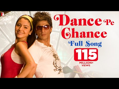 Dance Pe Chance - Full song - Rab Ne Bana Di Jodi - Shahrukh...