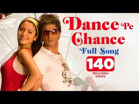 dance Pe Chance - Full Song - Rab Ne Bana Di Jodi - Shahrukh Khan | Anushka Sharma video