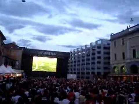 UBS Arena Locarno - Svizzera-Turchia