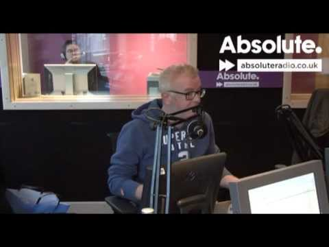 Chris Evans on Absolute Radio Video