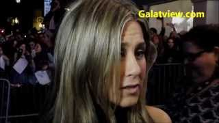 Find out what Jennifer Aniston said to her fans