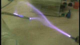 Plasma Speaker / Singing Arc - Early Modulated Prototype