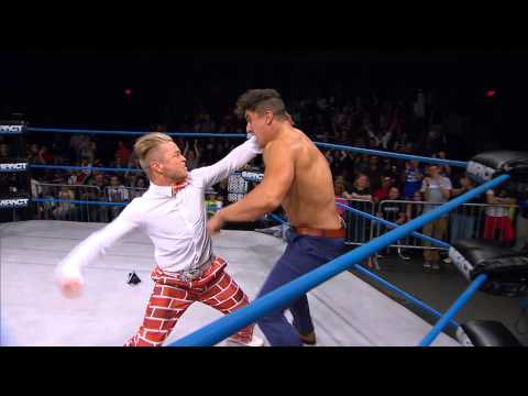 Ethan Carter III Gives Rockstar Spud His Chance to Fight (Nov 19, 2014)