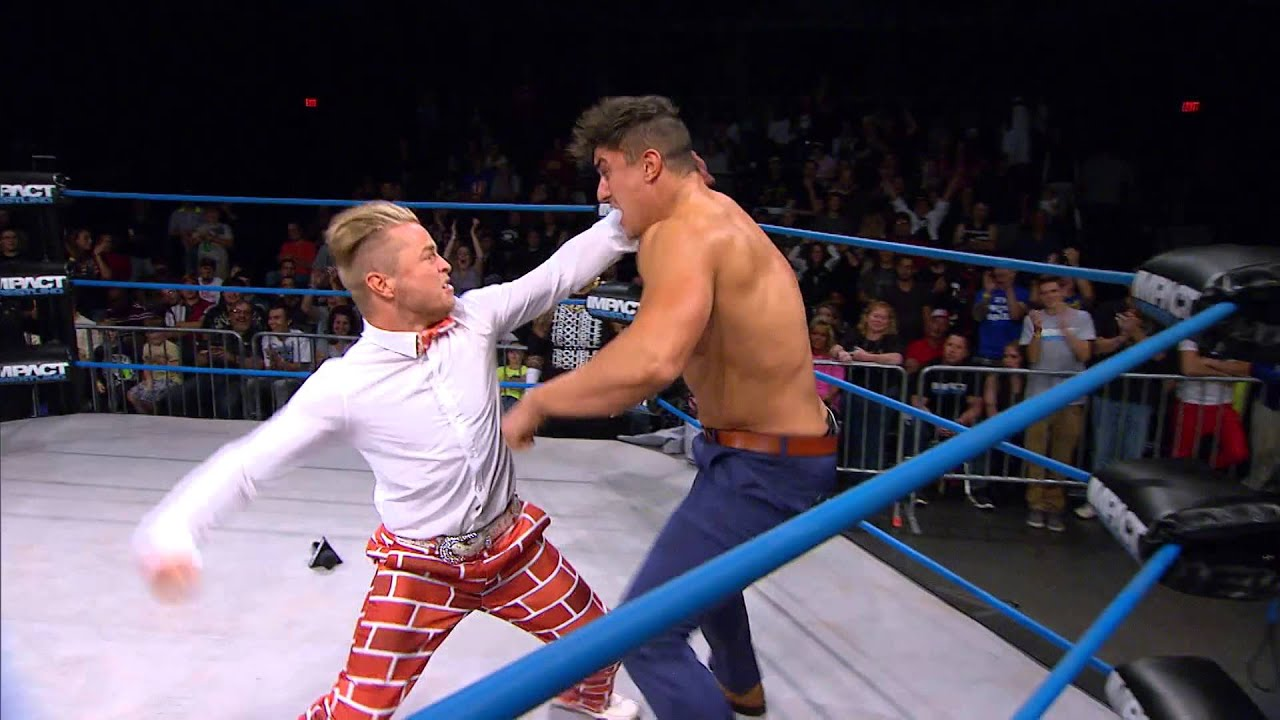 Exclusive: Footage or Rockstar Spud After The Bloody Hair
