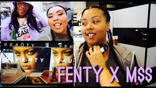 FENTY BEAUTY LAUNCH & M$$ BAJAN SUMMER COLLECTION || VLOG