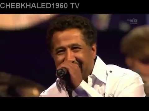 cheb khaled concert complet festival jazz lugano 2010