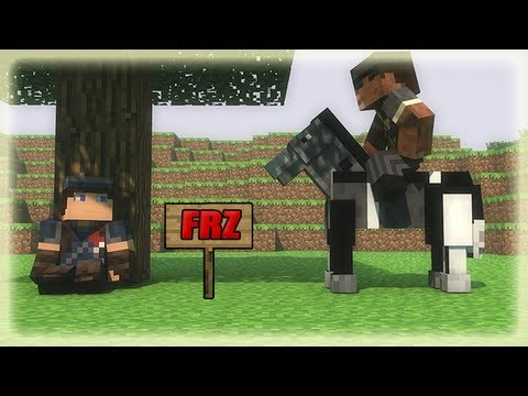 Minecraft Horse Rescue Minecraft Animation Episode 2