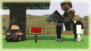 "Minecraft Horse Rescue ""Minecraft Animation"" Episode 2"