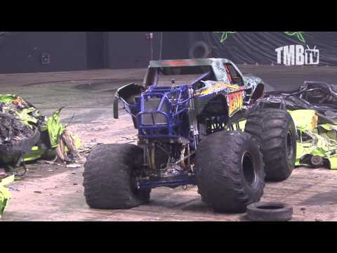 TMB TV: Original Series Episode 7.2 - Monster X Tour - Jonesboro, AR 2014