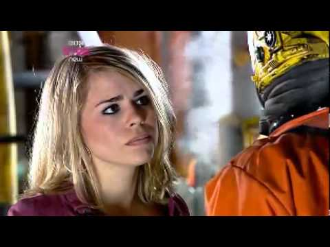 Billie Piper talks about Rose Tyler. Doctor Who