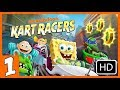 Nickelodeon Kart Racers Español » Parte 1 / COPA PORTICO « [HD]