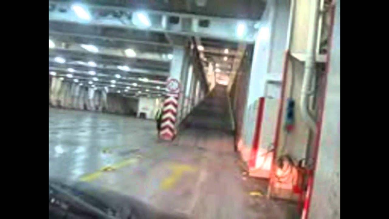 Liveboat diretta dalla nave - imbarco sul traghetto ...