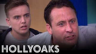 Hollyoaks: Tony and Ste's Friendship Is Over