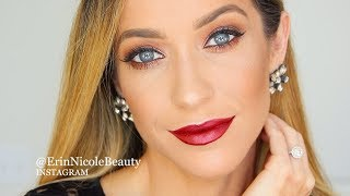 Orange Smokey Eye Fall Makeup Tutorial with New Dior Fall Collection