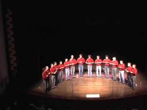 2005 Miami U. Cheezies a cappella: Thing Called Love Video