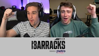 """Our team is scared in S&D"" 