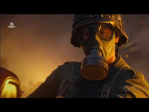 Call of Duty: WW2 E3 Trailer - E3 2017: Sony Conference