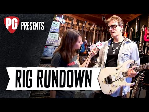 Rig Rundown - Steve Vai video
