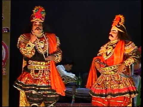 Yakshagana ** Amar Bolli ** (tulu) video