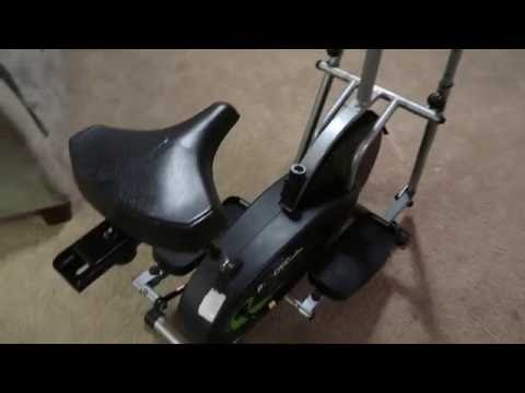 REVIEW: Body Rider Dual Trainer Exercise Bike & Eliptical