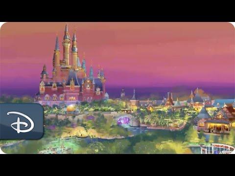 New Details Unveiled on Shanghai Disney Resort   Disney Parks