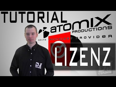 VIRTUAL DJ 8 ANFÄNGER TUTORIAL - LOGIN & LIZENZ - GERMAN / DEUTSCH - HD 2014 - DJ CONDOR
