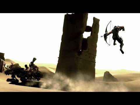 NINJA GAIDEN 3 Soundtrack - Rub' al Khali
