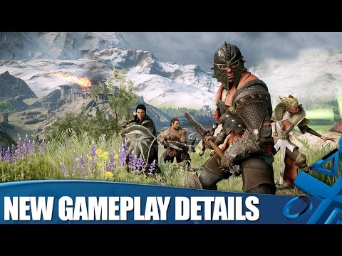Dragon Age: Inquisition on PS4 - New Gameplay Details